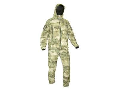 Костюм демисезонный полевой влагозащитный FSS (Field Storm Suit), [1114] AFG Camo, P1G-Tac