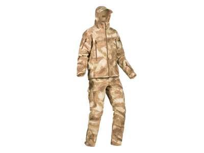 Костюм демисезонный полевой влагозащитный FSS (Field Storm Suit), [1128] AT Camo, P1G-Tac