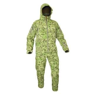 Костюм демісезонний польовий вологозахисний FSS (Field Storm Suit), [1234] Камуфляж Жаба Польова, P1G-Tac -Tac -Tac