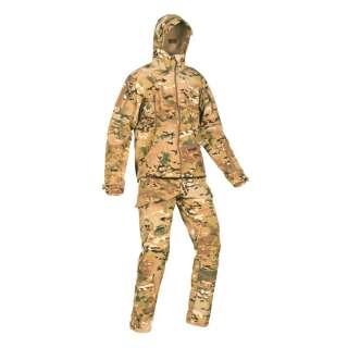 Костюм демісезонний польовий вологозахисний FSS (Field Storm Suit), [1250] MTP/MCU camo, P1G-Tac -Tac -Tac