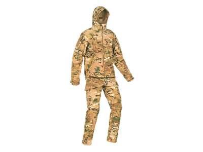 Костюм демісезонний польовий вологозахисний FSS (Field Storm Suit), [1250] MTP/MCU camo, P1G-Tac