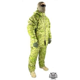 Костюм для экстремально холодной погоды Sleeka Walrus ECWS (Extreme Cold Weather Suit), [1234] Камуфляж Жаба Полевая, P1G®