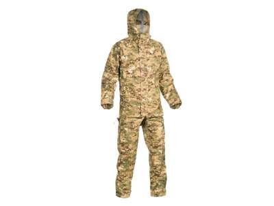 Костюм польовий вологозахисний Aquatex Suit Cyclone Mk-1, АКЦІЯ, [1307] SOCOM camo, P1G-Tac