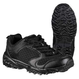 Кросівки тренувальні Бундесвер BW SPORTSCHUHE GELANDE ORIG., [019] Black, Mil-tec