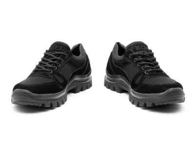 Кросівки літні замша + сітка TEDA (Black), Україна