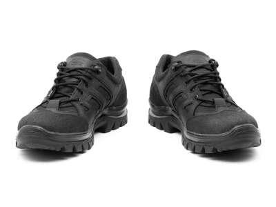 Кросівки TEDA Модель10 демісезонні шкіра+тканина (Black), Украина