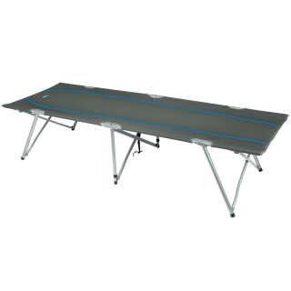 Кровать кемпинговая High Peak Oviedo Dark Grey/Blue (44160)