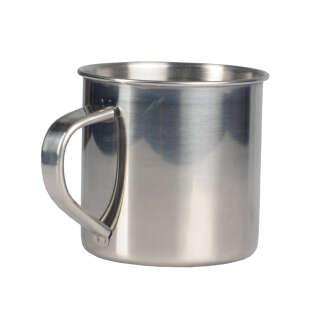 Кружка стальная Mil-Tec (0,3L), Sturm Mil-Tec®