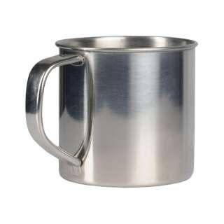 Кружка стальная 0,5л, [1312] Steel, Sturm Mil-Tec® Reenactment