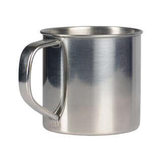 Кружка стальная Mil-Tec (0.5L), Sturm Mil-Tec®