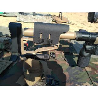 Крук приклад гвинтівки Coyote Tan