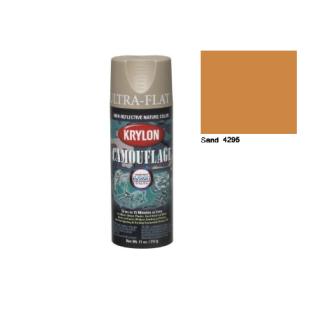 Krylon Fusion Camouflage Paint Spray Sand