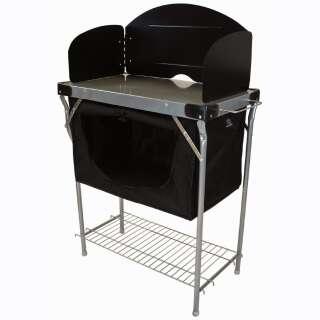 Кухня походная Highlander Steel Kitchen Stand With Cupboard, Highlander (UK)