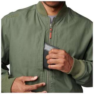 Куртка 5.11 Revolver Reversible Jacket, [190] TDU Green, 5.11 Tactical®