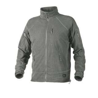 Куртка ALPHA - Grid Fleece, Foliage Green, Helikon-Tex