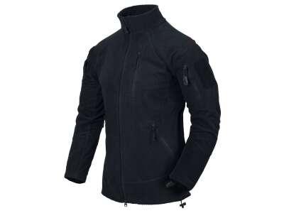 Куртка ALPHA Tactical - Grid Fleece, Navy Blue, Helikon-Tex®