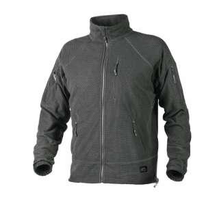 Куртка ALPHA - Grid Fleece, Shadow Grey, Helikon-Tex