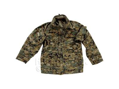 Куртка APECS USMC - H₂O Proof, USMC Digital Woodland, Helikon-Tex