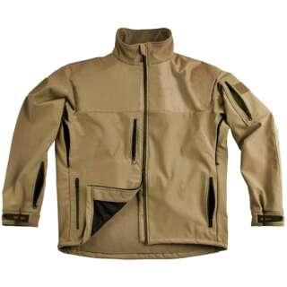 Куртка AUSTRALIAN - Shark Skin, Coyote, Helikon-Tex