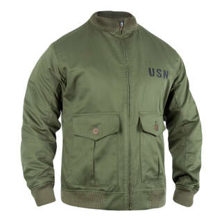 Куртка-бомбер USN-37J1 Pilot Jacket, P1G®