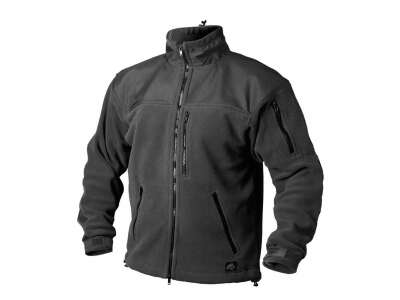 Куртка CLASSIC ARMY - Fleece, Black, Helikon-Tex