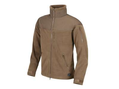 Куртка CLASSIC ARMY - Fleece, Coyote, Helikon-Tex®