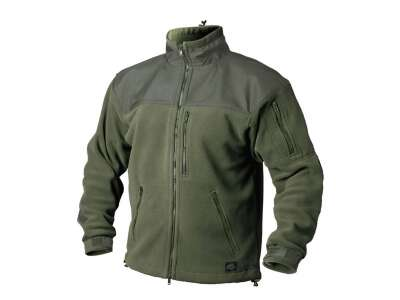 Куртка CLASSIC ARMY - Fleece, Olive Green, Helikon-Tex