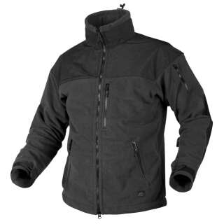 Куртка CLASSIC ARMY - Fleece Windblocker, Black, Helikon-Tex