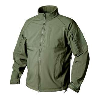Куртка COMMANDER - SharkSkin Windblocker, Olive Green, Helikon-Tex®