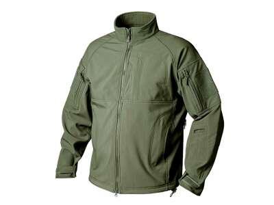 Куртка COMMANDER - SharkSkin Windblocker, Olive Green, Helikon-Tex