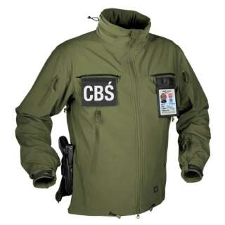 Куртка COUGAR QSA + HID - Soft Shell Windblocker, Olive Green, Helikon-Tex®