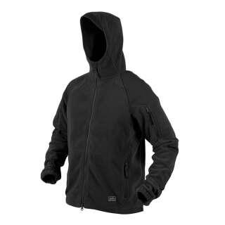 Куртка CUMULUS - Heavy Fleece, Black, Helikon-Tex