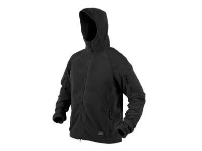 Куртка CUMULUS - Heavy Fleece, Black, Helikon-Tex