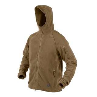 Куртка CUMULUS - Heavy Fleece, Coyote, Helikon-Tex