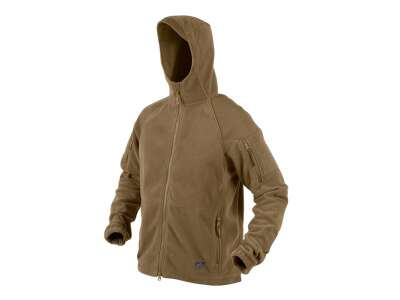 Куртка CUMULUS - Heavy Fleece, Coyote, Helikon-Tex®