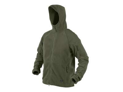 Куртка CUMULUS - Heavy Fleece, Olive Green, Helikon-Tex®