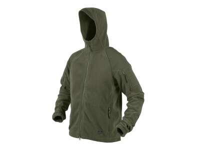 Куртка CUMULUS - Heavy Fleece, Olive Green, Helikon-Tex
