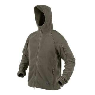 Куртка CUMULUS - Heavy Fleece, Taiga Green, Helikon-Tex