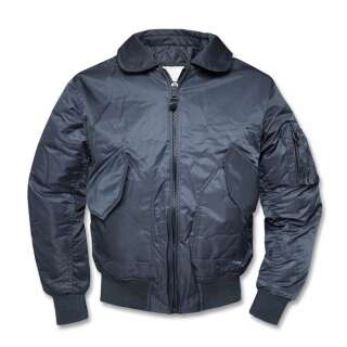 Куртка CWU, Navy Blue, Mil-tec
