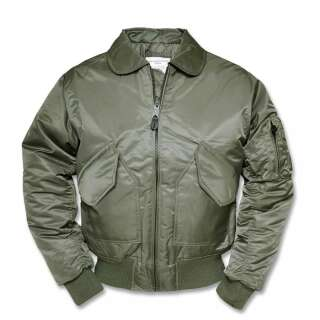 Куртка CWU, Olive Green, Mil-tec