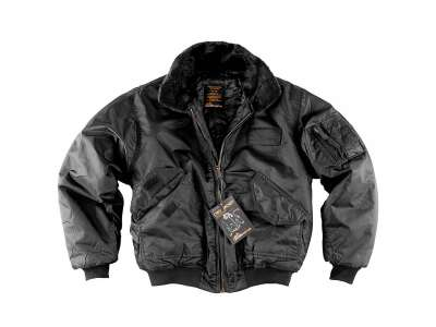 Куртка CWU SWAT, Black, Helikon-Tex
