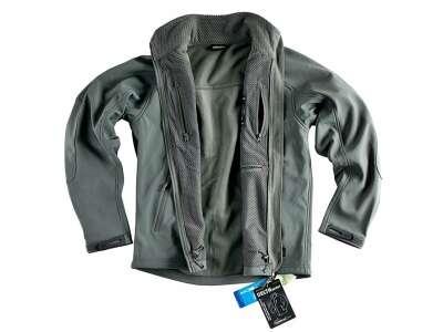 Куртка DELTA - Shark Skin, Foliage Green, Helikon-Tex