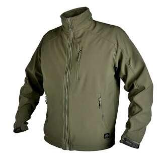 Куртка DELTA - Shark Skin, Olive Green, Helikon-Tex