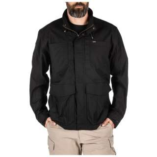 Куртка демисезонная 5.11 Tactical Surplus Jacket [019] Black, 5.11 Tactical®