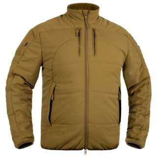 Куртка демисезонная CALIDUM (Polartec Power-Fill) Mil-Spec [1174] Coyote Brown, P1G-Tac