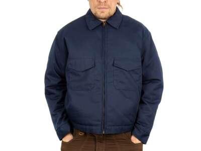 Куртка демисезонная Cintas б/у, Navy Blue, Другие