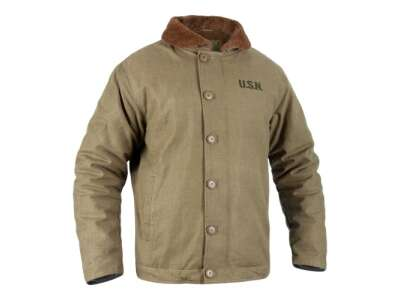 Куртка демисезонная N-1 NAVY DECK JACKET [1289] Reed Green, P1G Armor®