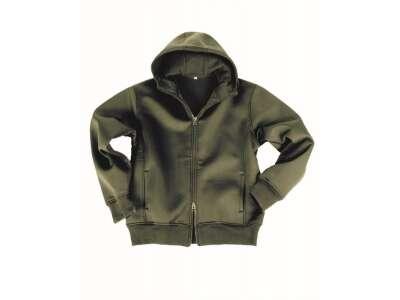 Куртка демисезонная неопреновая Neopren Jacket, [182] Olive, Sturm Mil-Tec® Reenactment