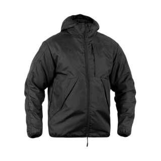 Куртка демісезонна RAIDER ALPHA (Polartec Alpha) [1149] Combat Black, P1G-Tac