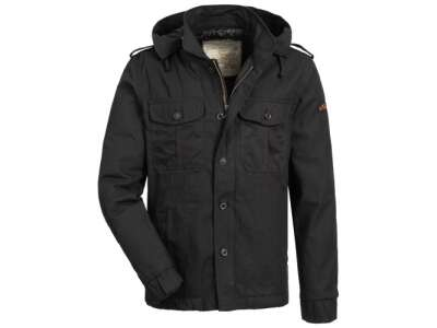 Куртка демісезонна SURPLUS AIRBORNE JACKET [019] Black, Surplus